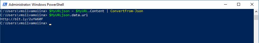 Filtrar el resultado en JSON